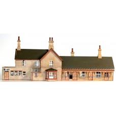 7mm GWR Arley Station Building