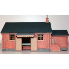 7mm GWR Goods Shed B