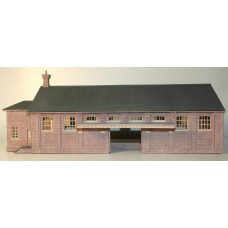 7mm GWR Goods Shed E