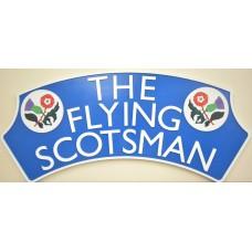 Flying Scotsman Type 7 Headboard