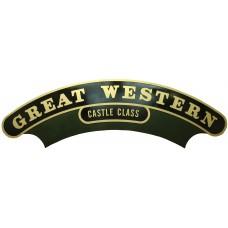 GWR 'Non Castle' Castle