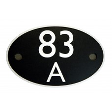 BR Locomotive Shed Plate.