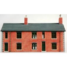7mm Stationmaster & Gangers House.